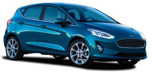 BB klasse Ford Fiesta 2019