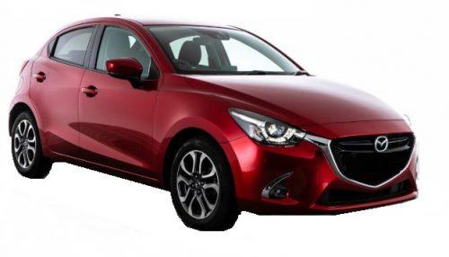 BBA klasse Mazda 2 2019