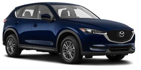EBA klasse Mazda CX 5