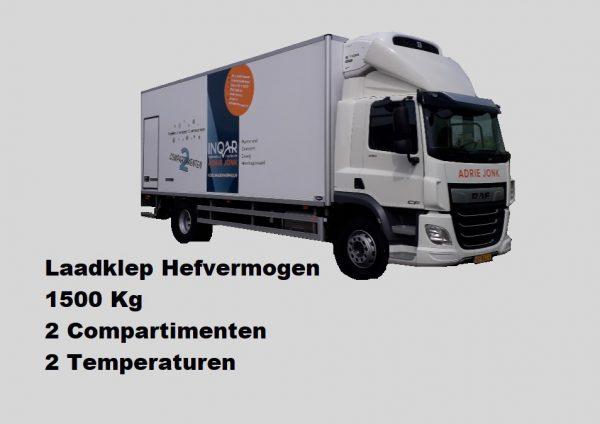K53K Daf CF Koelwagen