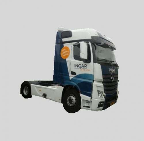 T01 klasse Mercedes Actros Big Space klasse T01 1