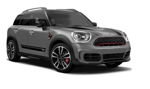 CBA klasse Mini Countryman